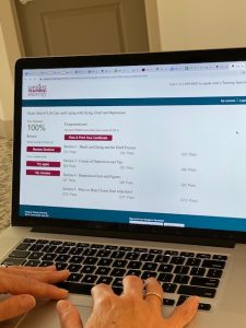 Caregiver Training Online